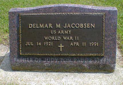 JACOBSEN, DELMAR M. - Cerro Gordo County, Iowa | DELMAR M. JACOBSEN
