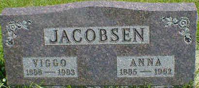 JACOBSEN, ANNA - Cerro Gordo County, Iowa | ANNA JACOBSEN