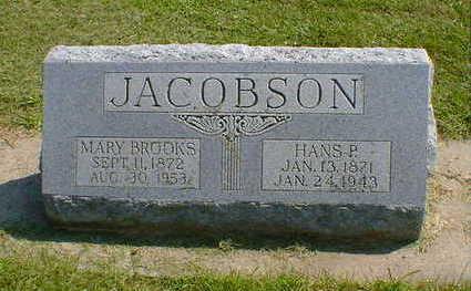 BROOKS JACOBSON, MARY - Cerro Gordo County, Iowa | MARY BROOKS JACOBSON