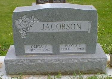 JACOBSON, FLOYD S. - Cerro Gordo County, Iowa | FLOYD S. JACOBSON