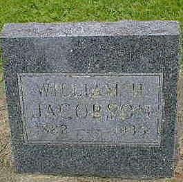 JACOBSON, WILLIAM H. - Cerro Gordo County, Iowa | WILLIAM H. JACOBSON