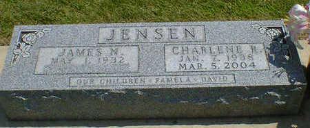 JENSEN, CHARLENE R. - Cerro Gordo County, Iowa | CHARLENE R. JENSEN