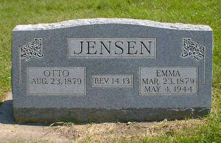 JENSEN, OTTO - Cerro Gordo County, Iowa | OTTO JENSEN