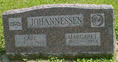 JOHANNESSEN, MARGARET - Cerro Gordo County, Iowa | MARGARET JOHANNESSEN