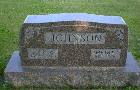JOHNSON, MARTHA L. - Cerro Gordo County, Iowa | MARTHA L. JOHNSON
