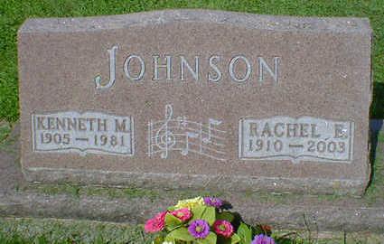 JOHNSON, RACHEL EVELYN (JACKSON) - Cerro Gordo County, Iowa | RACHEL EVELYN (JACKSON) JOHNSON