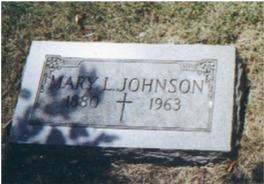 TUCHEK JOHNSON, MARY LUCILLE - Cerro Gordo County, Iowa | MARY LUCILLE TUCHEK JOHNSON