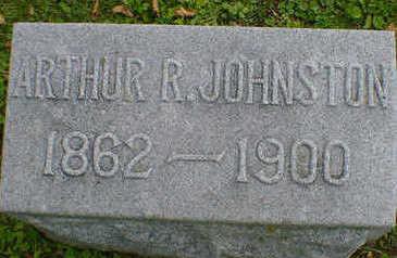 JOHNSTON, ARTHUR R. - Cerro Gordo County, Iowa | ARTHUR R. JOHNSTON