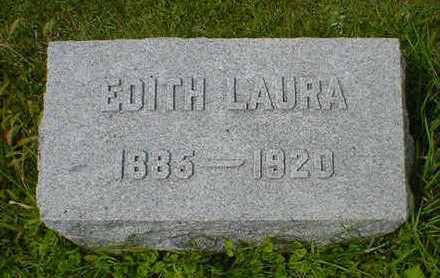 JOHNSTON, EDITH LAURA - Cerro Gordo County, Iowa | EDITH LAURA JOHNSTON