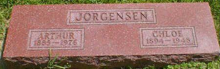 JORGENSEN, CHLOE - Cerro Gordo County, Iowa | CHLOE JORGENSEN
