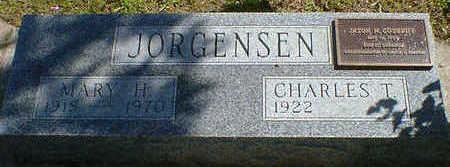 JORGENSEN, MARY H. - Cerro Gordo County, Iowa   MARY H. JORGENSEN