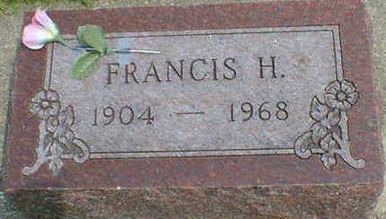 JOYNT, FRANCIS H. - Cerro Gordo County, Iowa | FRANCIS H. JOYNT