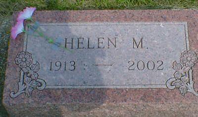 JOYNT, HELEN M. - Cerro Gordo County, Iowa   HELEN M. JOYNT