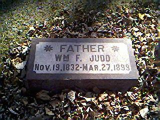 JUDD, WM F. - Cerro Gordo County, Iowa | WM F. JUDD