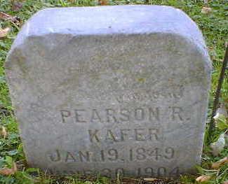 KAFER, PEARSON R. - Cerro Gordo County, Iowa | PEARSON R. KAFER