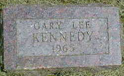 KENNEDY, GARY LEE - Cerro Gordo County, Iowa   GARY LEE KENNEDY