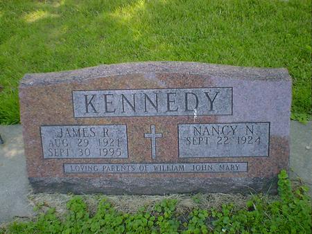 KENNEDY, JAMES R. - Cerro Gordo County, Iowa | JAMES R. KENNEDY