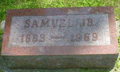 KENNEDY, SAMUEL JR. - Cerro Gordo County, Iowa   SAMUEL JR. KENNEDY