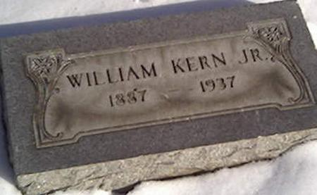 KERN, WILLIAM JR. - Cerro Gordo County, Iowa | WILLIAM JR. KERN
