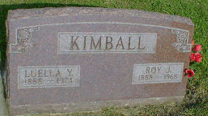 KIMBALL, ROY J. - Cerro Gordo County, Iowa | ROY J. KIMBALL