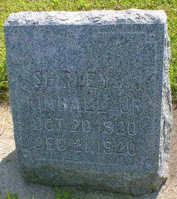 KIMBALL, SHIRLEY A. JR. - Cerro Gordo County, Iowa | SHIRLEY A. JR. KIMBALL