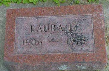 KING, LAURA E. - Cerro Gordo County, Iowa | LAURA E. KING