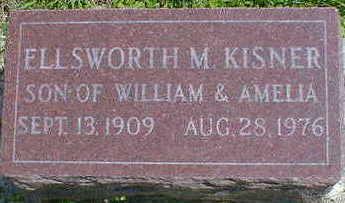 KISNER, ELLSWORTH M. - Cerro Gordo County, Iowa | ELLSWORTH M. KISNER