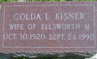 KISNER, GOLDA L. - Cerro Gordo County, Iowa | GOLDA L. KISNER