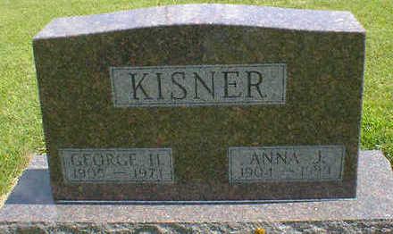 KISNER, ANNA J. - Cerro Gordo County, Iowa | ANNA J. KISNER