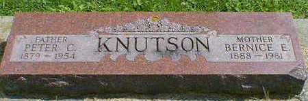 KNUTSON, PETER C. - Cerro Gordo County, Iowa | PETER C. KNUTSON