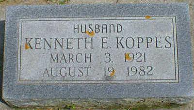KOPPES, KENNETH E. - Cerro Gordo County, Iowa | KENNETH E. KOPPES