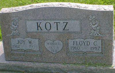 KOTZ, FLOYD C. - Cerro Gordo County, Iowa | FLOYD C. KOTZ