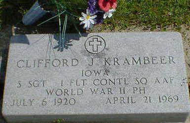KRAMBEER, CLIFFORD J. - Cerro Gordo County, Iowa | CLIFFORD J. KRAMBEER