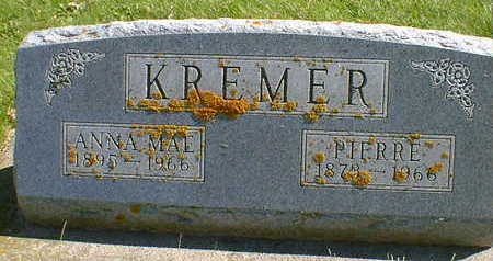 KREMER, PIERRE - Cerro Gordo County, Iowa | PIERRE KREMER