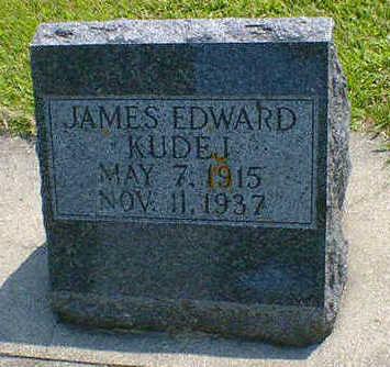KUDEJ, JAMES EDWARD - Cerro Gordo County, Iowa | JAMES EDWARD KUDEJ