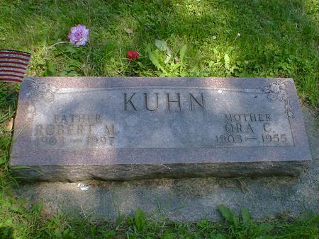 KUHN, ORA C. - Cerro Gordo County, Iowa | ORA C. KUHN