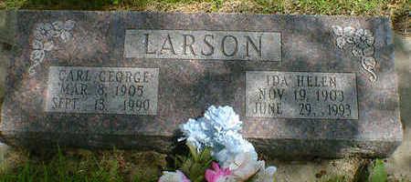 LARSON, IDA HELEN - Cerro Gordo County, Iowa | IDA HELEN LARSON