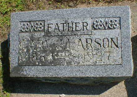 LARSON, CARL J. - Cerro Gordo County, Iowa | CARL J. LARSON