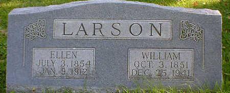 LARSON, WILLIAM - Cerro Gordo County, Iowa   WILLIAM LARSON