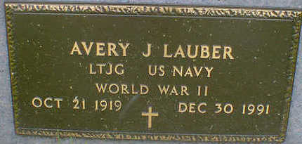 LAUBER, AVERY J. - Cerro Gordo County, Iowa | AVERY J. LAUBER