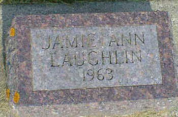 LAUGHLIN, JAMIE ANN - Cerro Gordo County, Iowa | JAMIE ANN LAUGHLIN