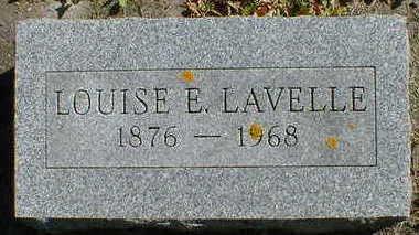 LAVELLE, LOUISE E. - Cerro Gordo County, Iowa | LOUISE E. LAVELLE