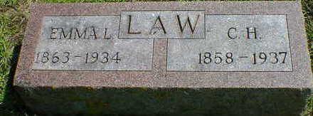LAW, EMMA L. - Cerro Gordo County, Iowa | EMMA L. LAW