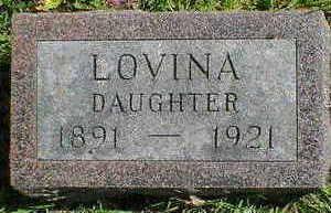 LAW, LOVINA - Cerro Gordo County, Iowa | LOVINA LAW