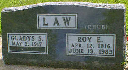LAW, ROY E.