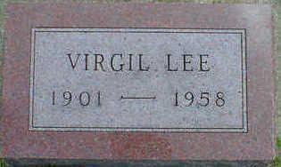 LEE, VIRGIL - Cerro Gordo County, Iowa | VIRGIL LEE