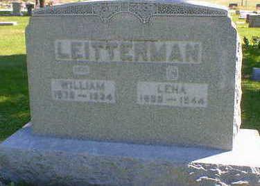 LEITTERMAN, WILLIAM - Cerro Gordo County, Iowa | WILLIAM LEITTERMAN