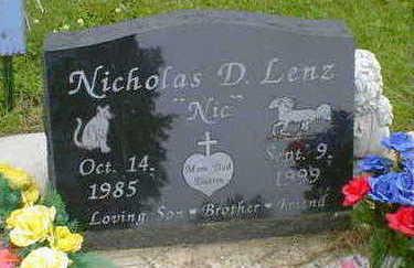 LENZ, NICHOLAS D.