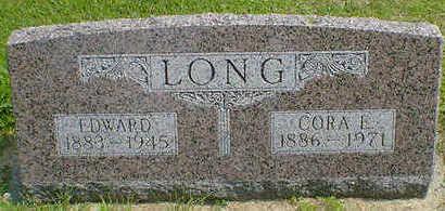 LONG, EDWARD - Cerro Gordo County, Iowa | EDWARD LONG