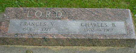 LORD, CHARLES B. - Cerro Gordo County, Iowa | CHARLES B. LORD
